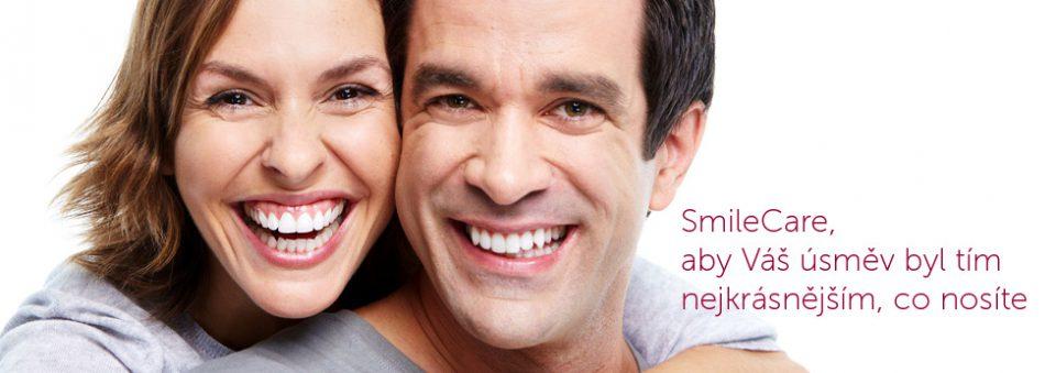 SmileCare, aby Váš úsměv byl tím nejkrásnějším, co nosíte